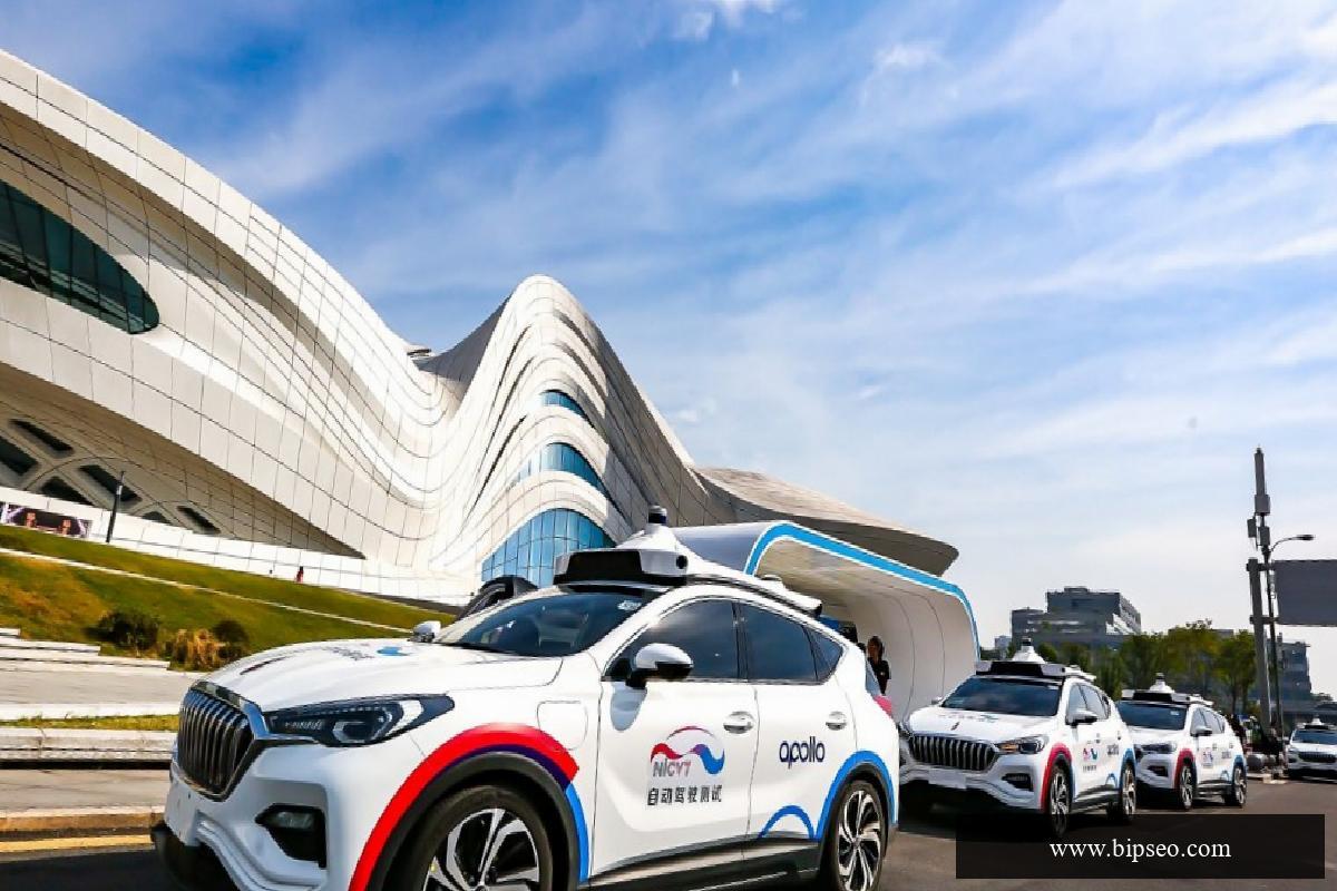 Çinli Baidu, şoförsüz robot taksi hizmetini başlattı | Bip SEO